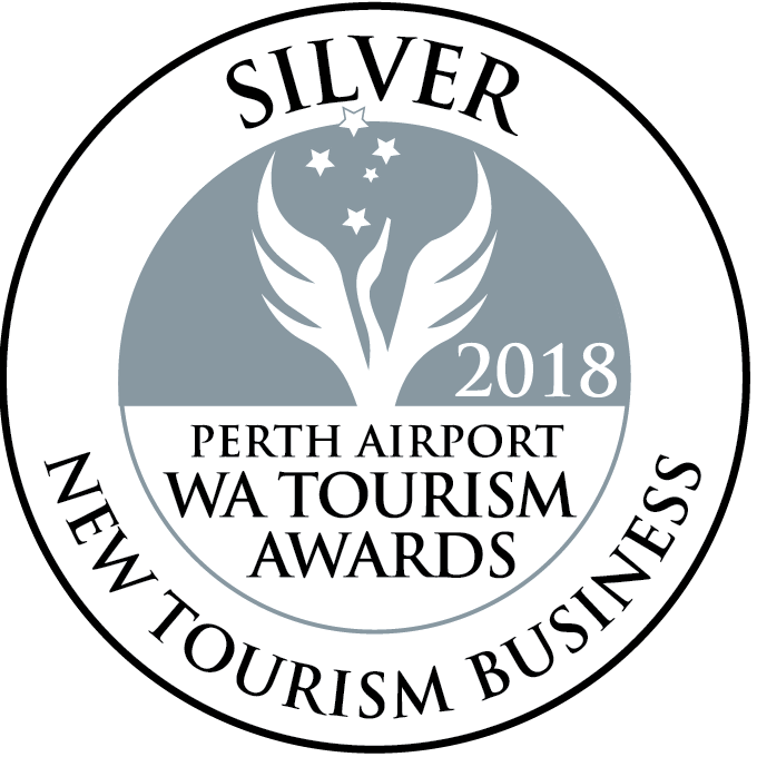 WA Tourism Awards 2018 - Silver