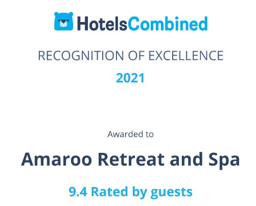 Amaroo-Retreat-Hotels-Combined-recognition-of-excellence-2021